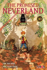 THE PROMISED NEVERLAND # 10