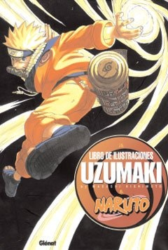 NARUTO UZUMAKI ART BOOK