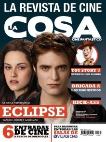 LA COSA # 166 ECLIPSE