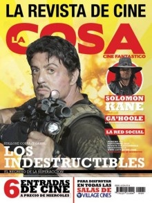 LA COSA # 169 LOS INDESTRUCTIBLES