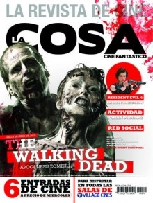 LA COSA # 170 WALKING DEAD