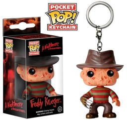 FUNKO POP! KEYCHAIN HORROR FREDDY KRUEGER