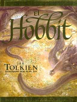 EL HOBBIT ILUSTRADO ALAN LEE