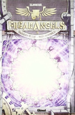 FREAK ANGELS # 04