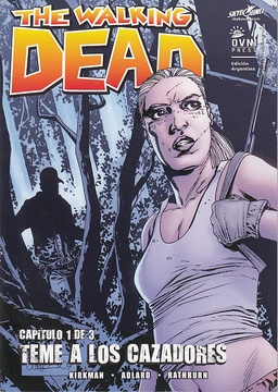 THE WALKING DEAD # 31