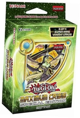 YGO SPECIAL EDITION - MAXIMUM CRISIS