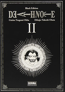 DEATH NOTE BLACK EDITION # 02