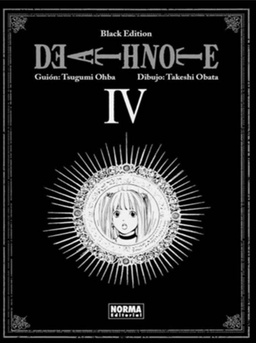 DEATH NOTE BLACK EDITION # 04