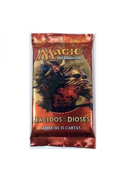 MAGIC BOOSTER X 15 CARTAS - NACIDOS DE LOS DIOSES