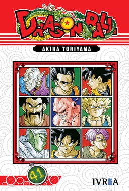 DRAGON BALL Z # 41 DE 42