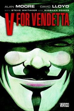 V FOR DE VENDETTA NEW EDITION