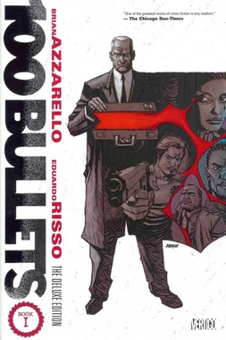 100 BULLETS THE DELUXE EDITION BOOK 1
