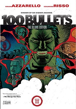 100 BULLETS THE DELUXE EDITION BOOK 3