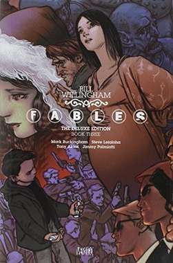 FABLES THE DELUXE EDITION BOOK 3