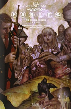 FABLES THE DELUXE EDITION BOOK 8