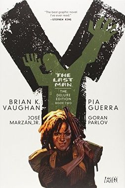 Y THE LAST MAN DELUXE BOOK 2