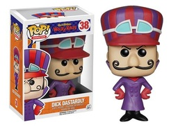 FUNKO POP! ANIMATION HANNA BARBERA DICK DASTARDLY