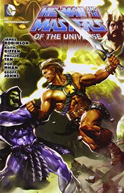 HE-MAN AN THE MASTERS OF THE UNIVERSE
