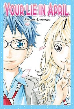 YOUR LIE IN APRIL # 01