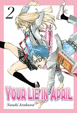 YOUR LIE IN APRIL # 02
