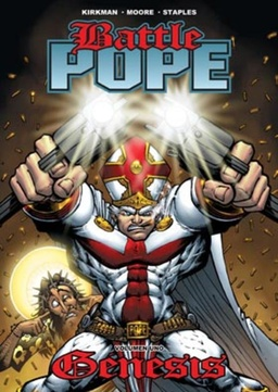 BATTLE POPE 01. GENESIS (COMIC)