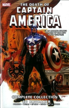 THE DEATH OF CAPITAN AMERICA: THE COMPLETE COLLECTION