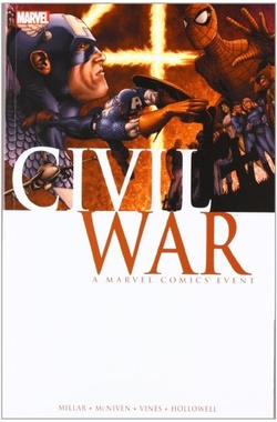 CIVIL WAR (INGLES)