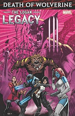 DEATH OF WOLVERINE LEGACY