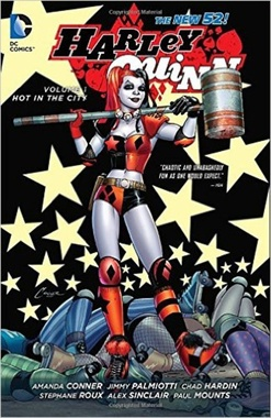 HARLEY QUINN VOL.1 HOT IN THE CITY