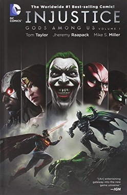INJUSTICE GODS AMONG US VOL.1 (TAPA DURA)