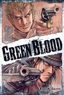 GREEN BLOOD # 02