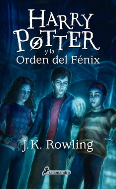 HARRY POTTER # 05 Y LA ORDEN DEL FENIX