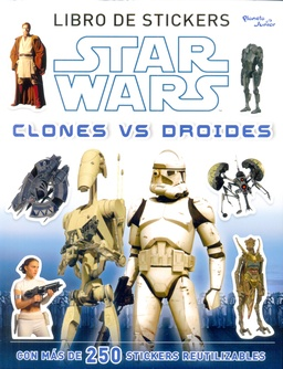 STAR WARS REBELS. CLONES VS DROIDES
