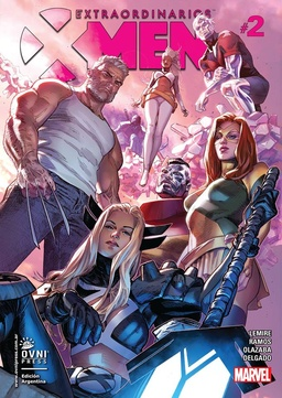 EXTRAORDINARIOS X-MEN # 02