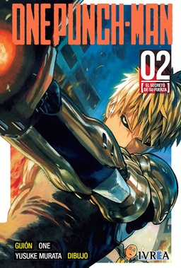 ONE PUNCH-MAN # 02