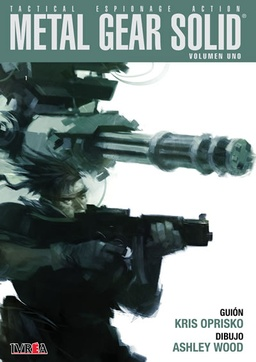 METAL GEAR SOLID # 01