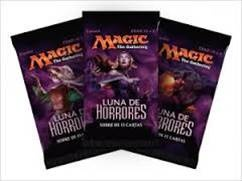 MAGIC BOOSTER X 15 CARTAS - LUNA DE HORRORES