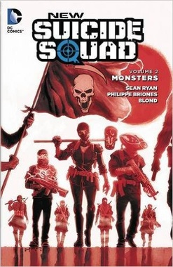 NEW SUICIDE SQUAD VOL 2: MONSTERS TPB