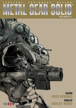 METAL GEAR SOLID # 02