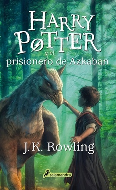 HARRY POTTER # 03 Y EL PRISIONERO DE AZKABAN