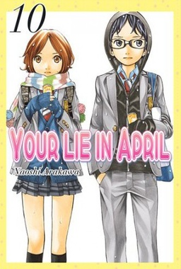 YOUR LIE IN APRIL # 10