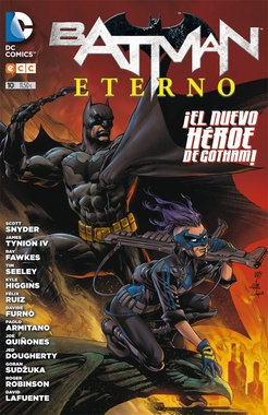 BATMAN ETERNO # 10