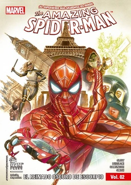 AMAZING SPIDERMAN TOMO # 02 - EL REINADO OSCURO DE ESCORPIO