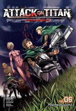 ATTACK ON TITAN # 06