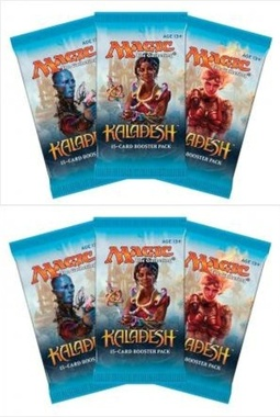 MAGIC BOOSTER X 15 CARTAS - KALADESH