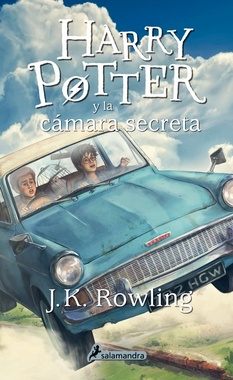 HARRY POTTER # 02 Y LA CAMARA SECRETA