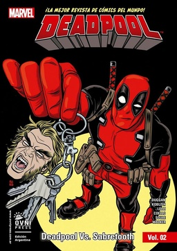 DEADPOOL VOL 02: DEADPOOL VS. SABRETOOTH