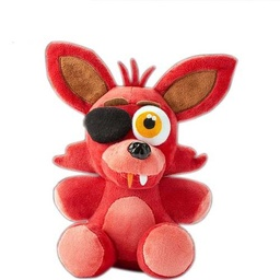 PELUCHE FIVE NIGHTS AT FREDDY FOXY - ROJO
