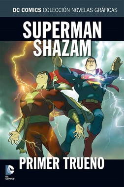 COLECC. NOV. GRAFICAS DC COMICS # 12 - SUPERMAN / SHAZAM