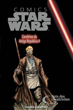 COMICS STAR WARS # 16 - CABALLEROS DE LA ANTIGUA REPUBLICA 04